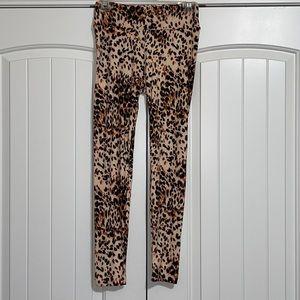 NWOT LuLaRoe Leopard Print Leggings